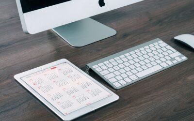 Como desinfectar la pantalla y el teclado del ordenador